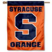 Syracuse University House Flag