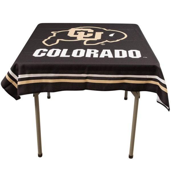 Tablecloth for Colorado CU Buffaloes