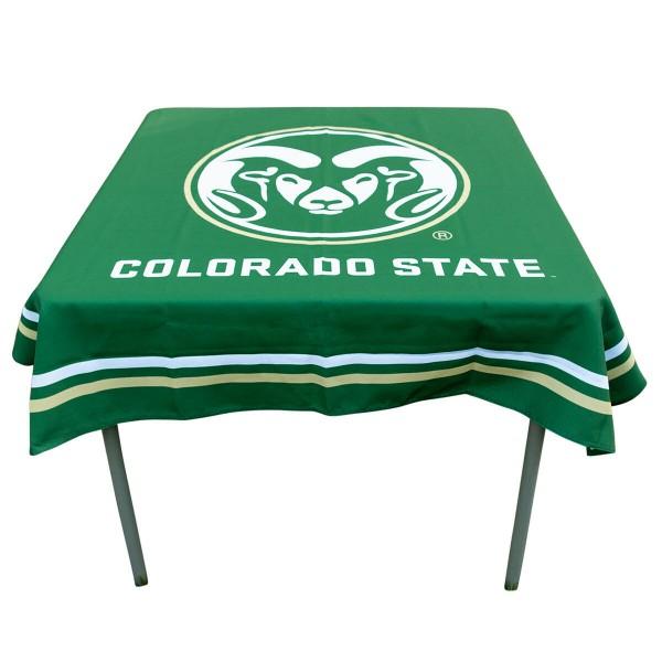 Tablecloth for CSU Rams