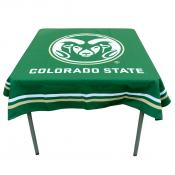 Tablecloth for CSU Rams