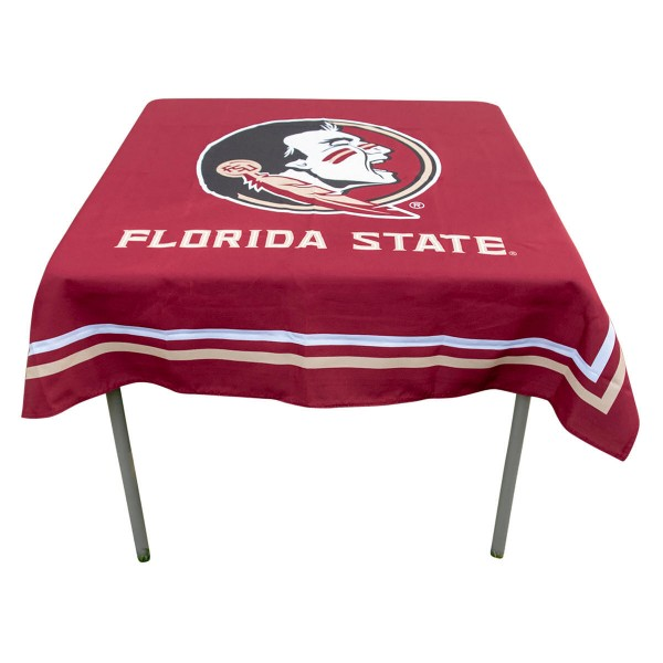 Tablecloth for FSU Seminoles