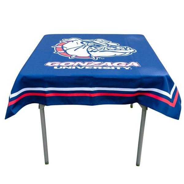 Tablecloth for Gonzaga Bulldogs