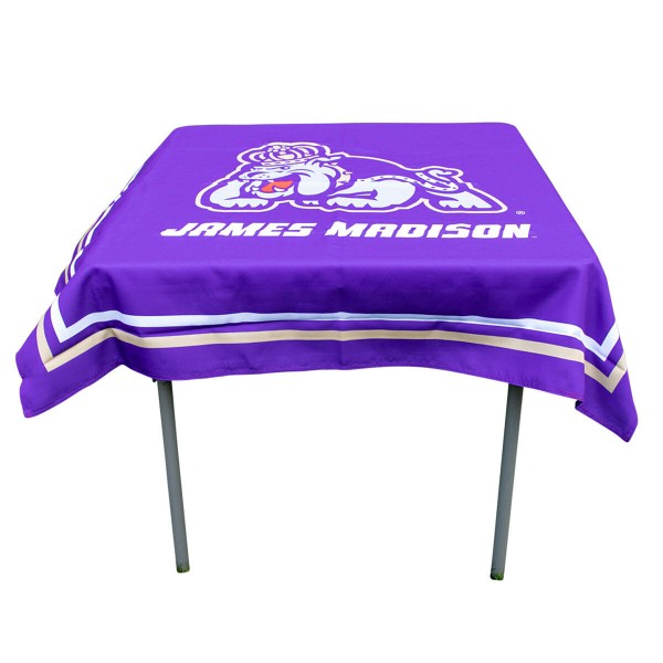 Tablecloth for JMU Dukes