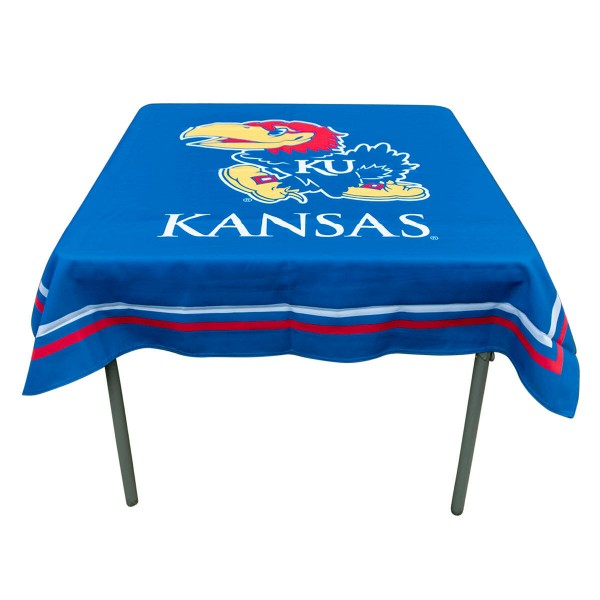 Tablecloth for Kansas KU Jayhawks