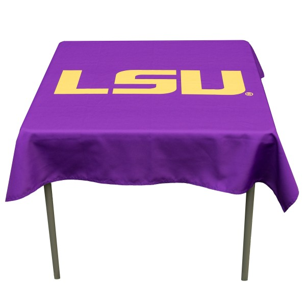 Tablecloth for LSU Tigers