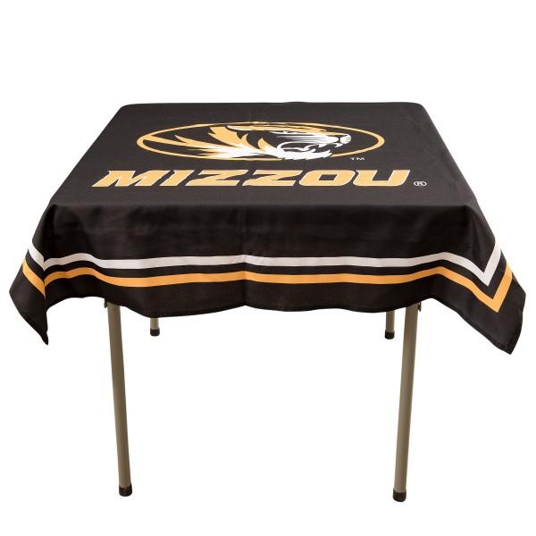 Tablecloth for Missouri Mizzou Tigers