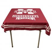 Tablecloth for MSU Bulldogs
