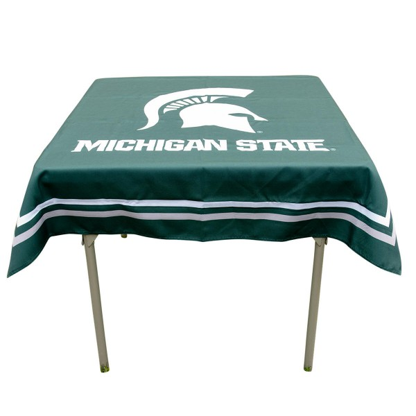 Tablecloth for MSU Spartans