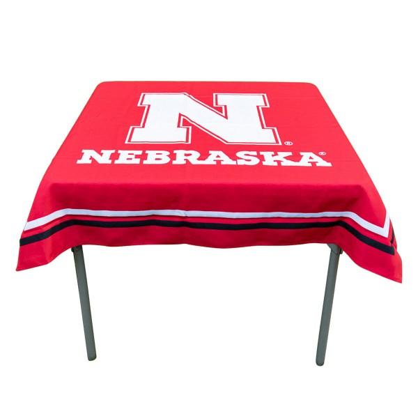 Tablecloth for Nebraska Huskers