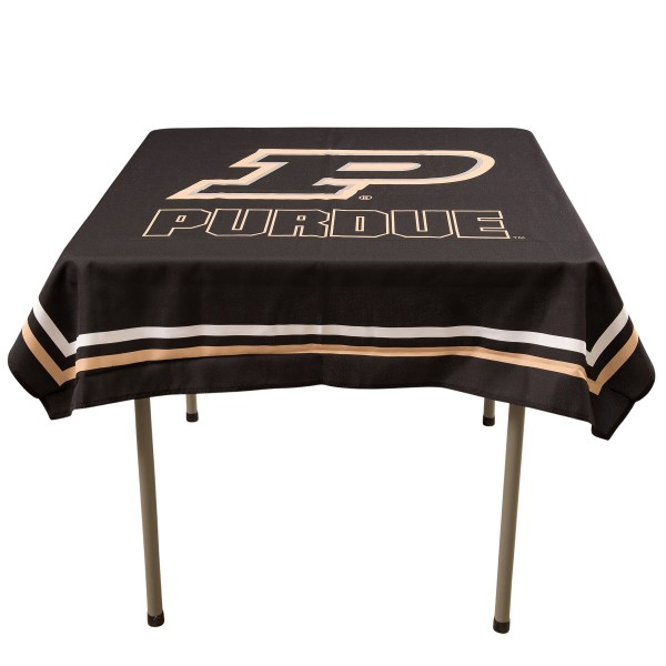 Tablecloth for Purdue