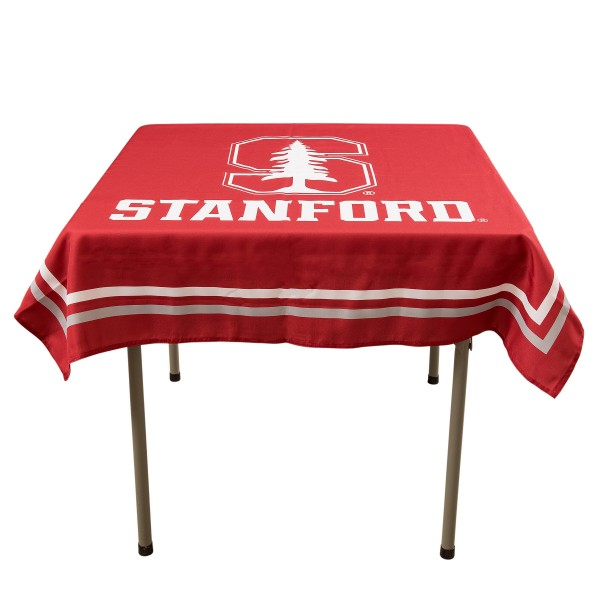 Tablecloth for Stanford Cardinal