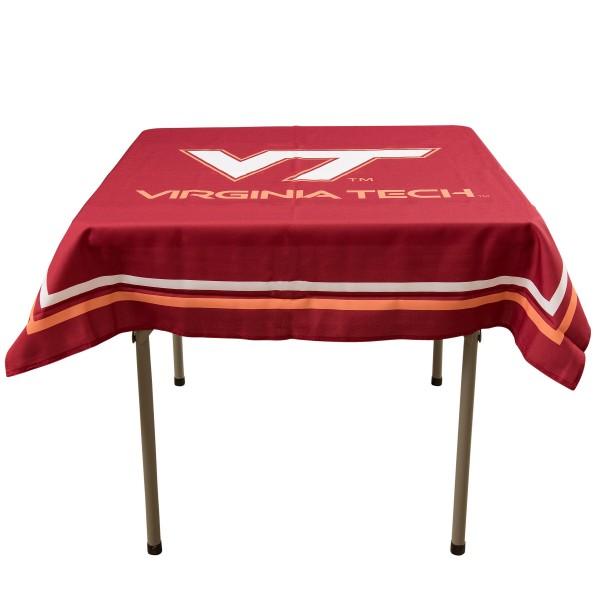 Tablecloth for VA Tech Hokies