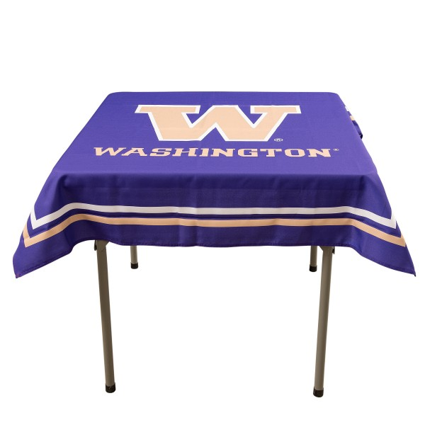 Tablecloth for Washington UW Huskies