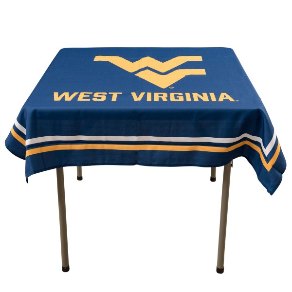 Tablecloth for WVU Mountaineers