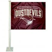TAMIU Dustdevils Car Flag