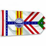 Tampa City 3x5 Foot Flag
