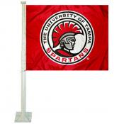 Tampa Spartans Car Flag