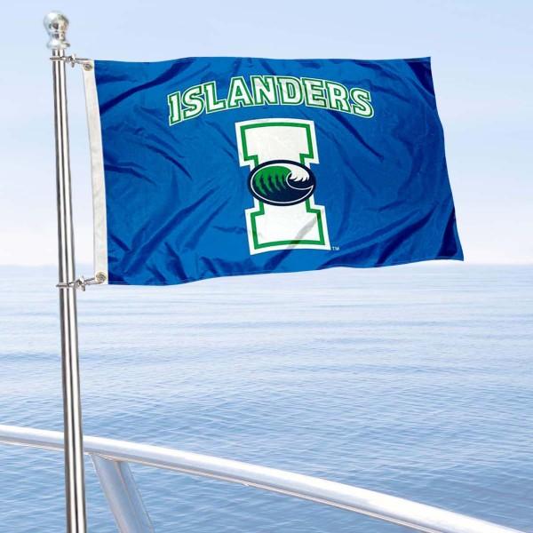 TAMU CC Islanders Boat Nautical Flag