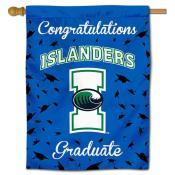 TAMU CC Islanders Graduation Banner