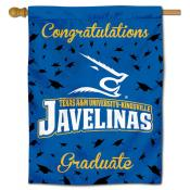 TAMU Kingsville Javelinas Graduation Banner