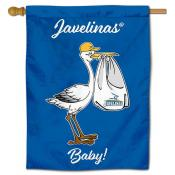 TAMU Kingsville Javelinas New Baby Banner