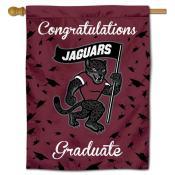 TAMUSA Jaguars Graduation Banner