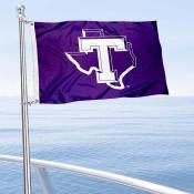 Tarleton State Texans Boat Nautical Flag