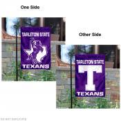 Tarleton State Texans Dual Logo Garden Banner
