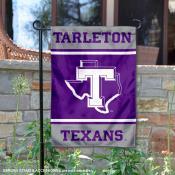 Tarleton State Texans Garden Flag