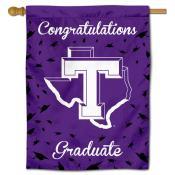 Tarleton State Texans Graduation Banner