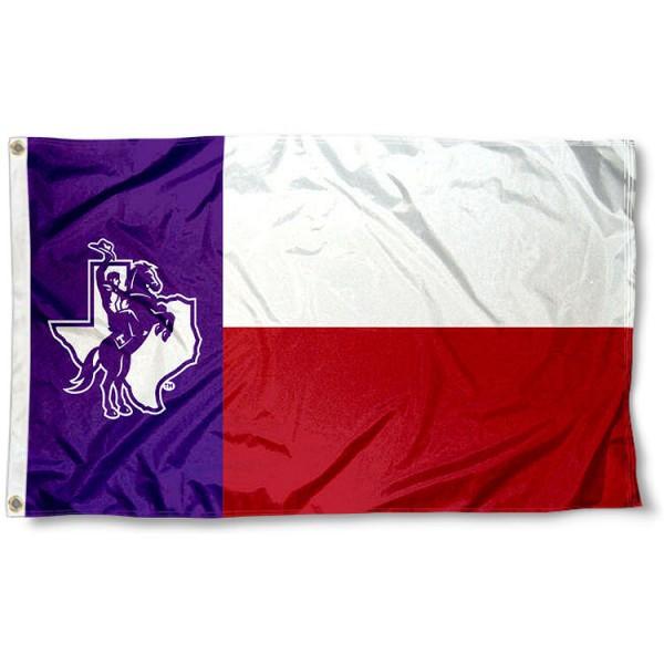 Tarleton State Texans State TX State Design Flag