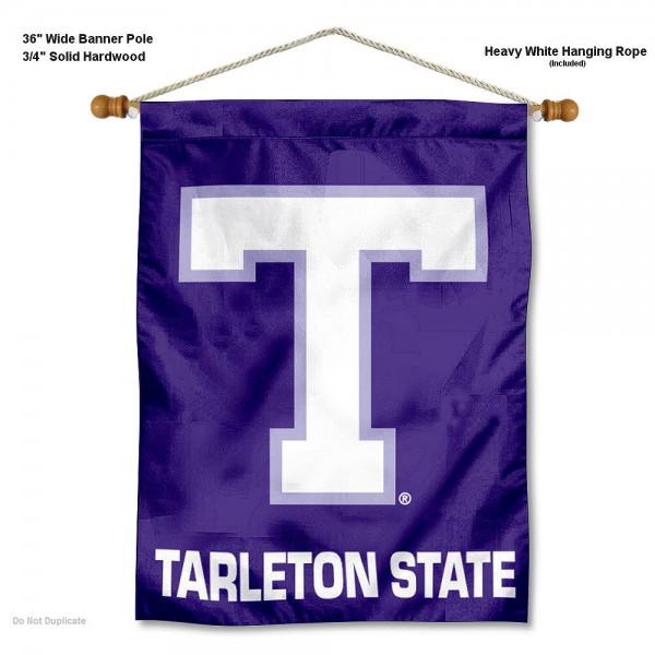 Tarleton State Texans Wall Hanging