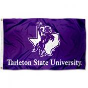 Tarleton State Texans Wordmark 3x5 Foot Flag