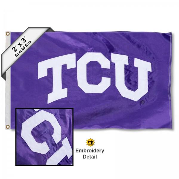 TCU 2x3 Flag