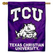 TCU Polyester House Flag
