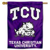 TCU Polyester House Flag
