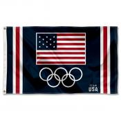 Team USA 3x5 Flag