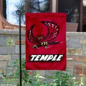 Temple Garden Flag