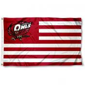 Temple Owl Nation Flag