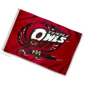 Temple Owls Mini Flag