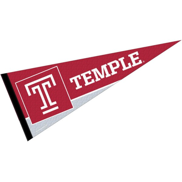 Temple Owls Pennant