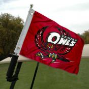 Temple University Golf Cart Flag