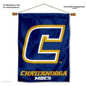 Tennessee Chattanooga Mocs Wall Hanging