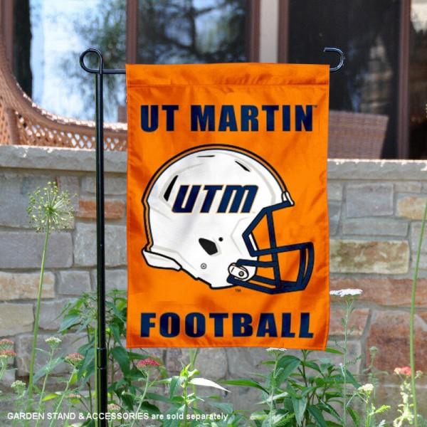 Tennessee Martin Skyhawks Football Garden Flag