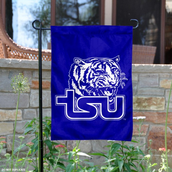 Tennessee State Tigers Garden Flag