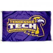 Tennessee Tech Golden Eagles Flag