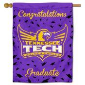 Tennessee Tech Golden Eagles Graduation Banner