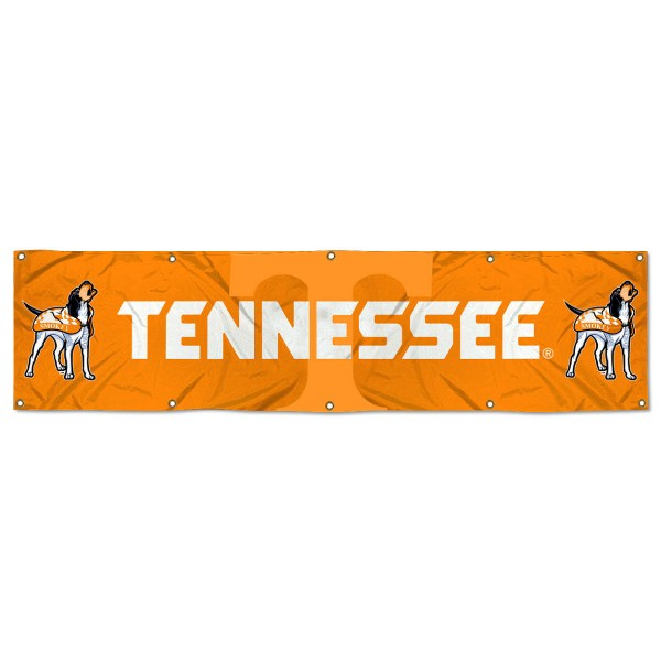Tennessee Vols 2x8 Banner