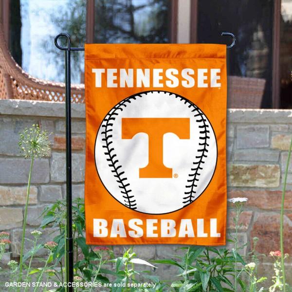 Tennessee Vols Baseball Garden Flag