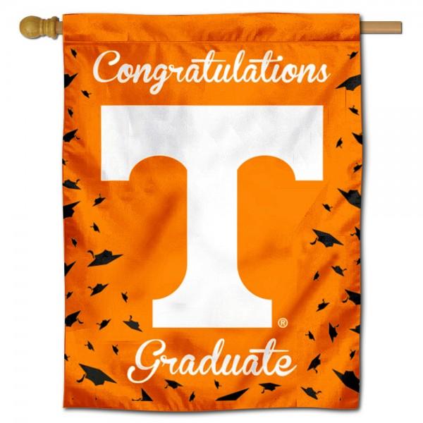 Tennessee Vols Graduation Banner